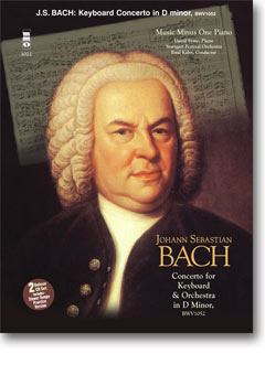 J.S. BACH Concerto in D minor -  BWV1052 (Digitally Remastered 2 CD set) (minus Piano)