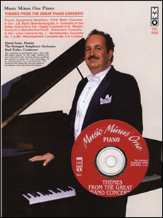 Themes from Great Piano Concerti (minus Piano)