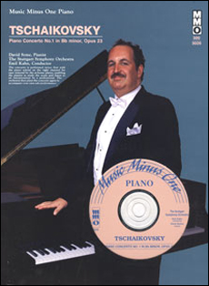 TCHAIKOVSKY Concerto No. 1 in B-flat minor -  op. 23 (Digitally Remastered 2 CD set) (minus Piano)