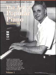 The Art of Popular Piano Playing -  vol. I - Student Level (minus Piano)