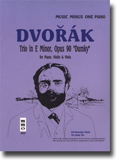 DVORAK Piano Trio in A major -  op. 90 'Dumky' (minus Piano)