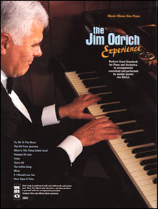 The Jim Odrich Experience -  with Orchestra: Pop Piano Played Easy (minus Piano)