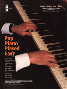 Popular Piano Made Easy -  with Orchestra: Arranged by Jim Odrich (minus Piano)