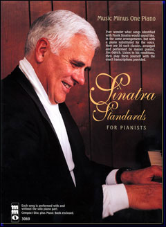 Sinatra Standards for Piano and Orchestra: Arranged by Jim Odrich (minus Piano)