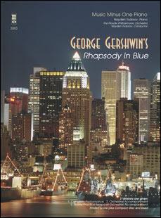 GERSHWIN Rhapsody in Blue (minus Piano)