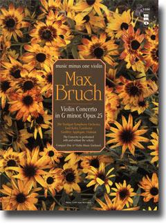 BRUCH Violin Concerto No. 1 in G minor -  op. 26 (minus Violin)