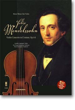 MENDELSSOHN Violin Concerto in E minor -  op. 64 (Digitally remastered 2 CD set) (minus Violin)