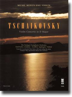 TCHAIKOVSKY Violin Concerto in D major -  op. 35 (minus Violin)