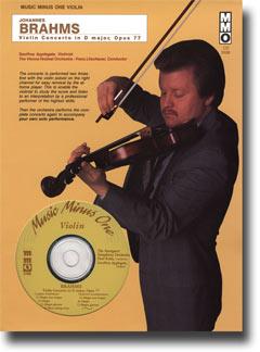 BRAHMS Violin Concerto in D major -  op. 77 (minus Violin)