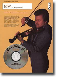 LALO Symphonie Espagnole -  op. 21 (minus Violin)