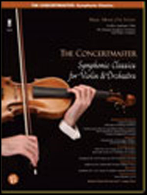 The Concertmaster: Solos from Symphonic Works (with Orchestra) (minus Violin)