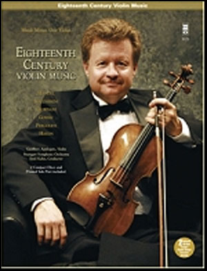 18th Century Violin Pieces for Violin & Orchestra (2 CD Set) (minus Violin)
