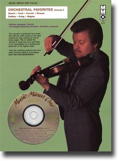 Orchestral Favorites -  vol. II (Intermediate Level) (minus Violin)