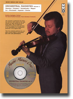 Orchestral Favorites -  vol. III (Intermediate-Difficult Level) (minus Violin)