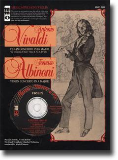 VIVALDI Violin Concerto in E-flat major -  'La Tempesta di Mare' op. 8 -  no. 5 -  RV253; ALBINONI V
