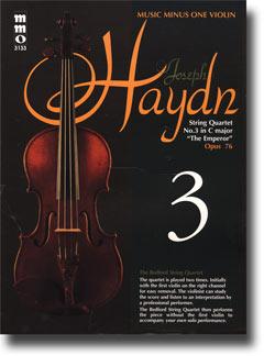 HAYDN String Quartet in C major -  'Emperor - ' op. 76 -  no. 3 -  HobIII:77 (minus Violin)