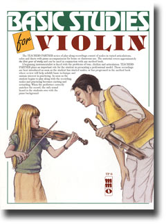 Teacher's Partner: Basic Violin Studies -  first year (minus Violin)