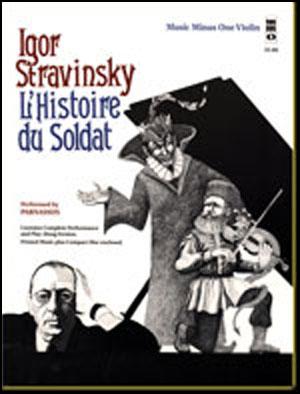 STRAVINSKY L'Histoire du Soldat (septet) (minus Violin)