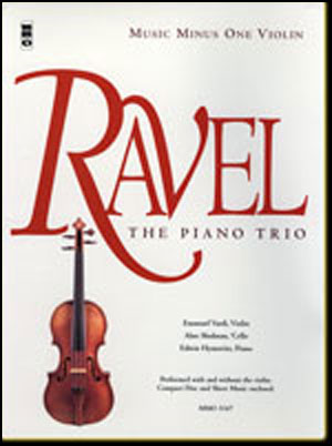 RAVEL Piano Trio in A minor (minus Violin)