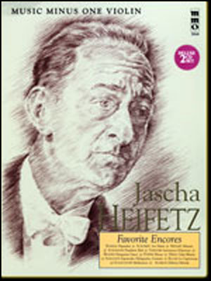 Jascha Heifitz Favorite Encores (2 CD Set) (minus Violin)
