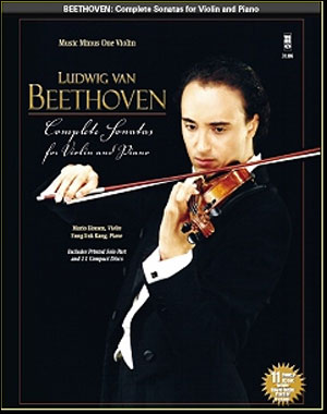 BEETHOVEN: Complete Violin Sonatas (Deluxe 11 CD set) (minus Violin)