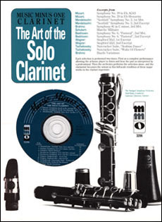 Art of the Solo Clarinet: Orchestral Excerpts (minus Clarinet)