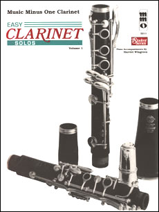 Easy Clarinet Solos -  vol. I - Student Level