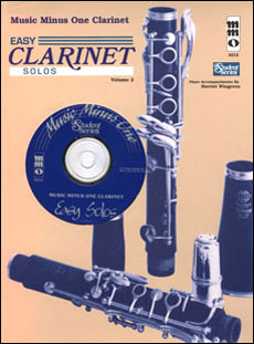Easy Clarinet Solos -  vol. II - Student Level