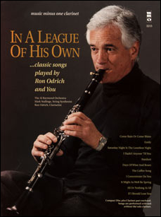 In a League of His Own: Pop Standards played by Ron Odrich and You (minus Clarinet)