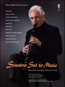 Sinatra Set to Music: Kern -  Weill -  Gershwin -  Howard and You (minus Clarinet)