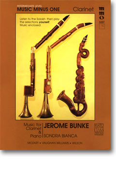 Intermediate Clarinet Solos -  vol. III (Stanley Drucker)