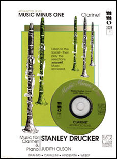 Advanced Clarinet Solos -  vol. III (Stanley Drucker)