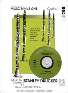 Advanced Clarinet Solos -  vol. III (Stanley Drucker)