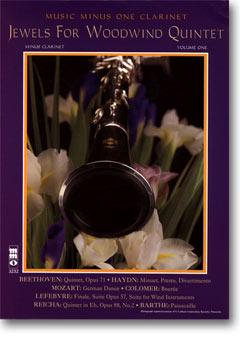 Woodwind Quintets -  vol. I: Jewels for Woodwind Quintet (minus Clarinet)