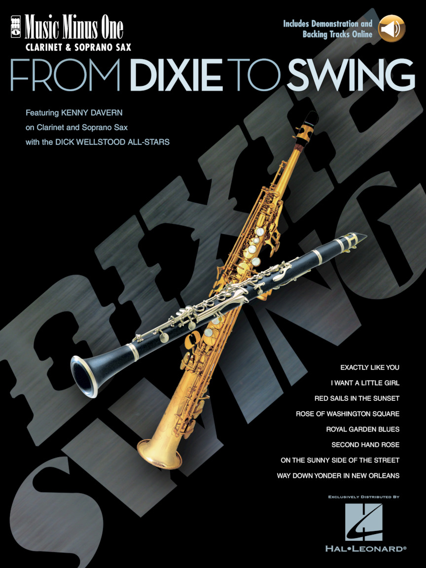 From Dixie to Swing (minus Clarinet)