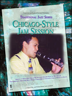 Traditional Jazz Series: Chicago-Style Jam Session (2 CD) (minus Clarinet)
