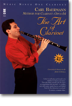 The Art of the Clarinet: Baermann Method -  op. 64 (4 CD Set)