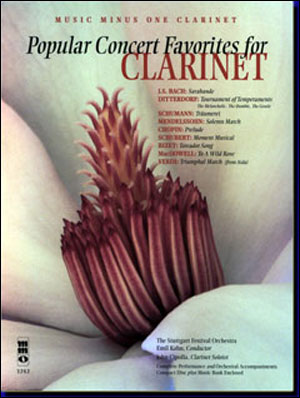 Popular Concert Favorites with Orchestra (minus Clarinet)
