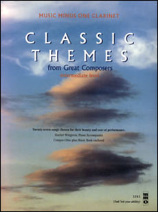 Classic Themes: Student Editions -  27 Easy Songs (2nd-4th year) (minus Clarinet)