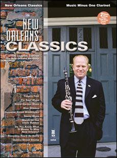 New Orleans Classics (minus Clarinet)