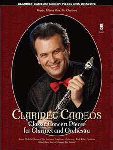 Clarinet Cameos: Classic Concert Pieces for Clarinet and Orchestra