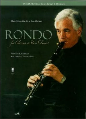 JIM ODRICH Rondo for Clarinet
