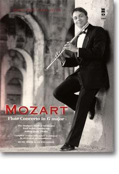 MOZART Concerto No. 1 in G major -  KV313 (KV285c) (Digitally Remastered 2 CD Set) (minus Flute)