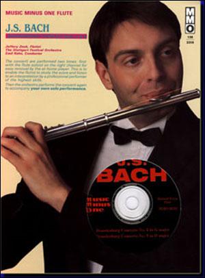 J.S. BACH Brandenburg Concerti Nos. 4 in G major (BWV1049) & 5 in D major (BWV1050) (Digitally Remas