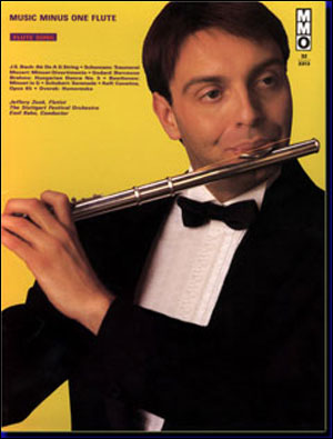 Flute Song: Easy Familiar Classics with Orchestra (minus Flute)