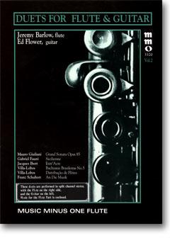 Flute & Guitar Duets -  vol. II (3 CD set)
