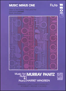 Beginning Flute Solos -  vol. I (Murray Panitz)
