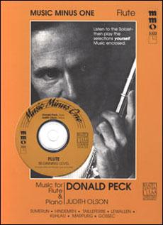 Beginning Flute Solos -  vol. II (Donald Peck)