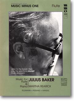 Intermediate Flute Solos -  vol. I (Julius Baker)