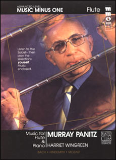 Advanced Flute Solos -  vol. I (Murray Panitz)